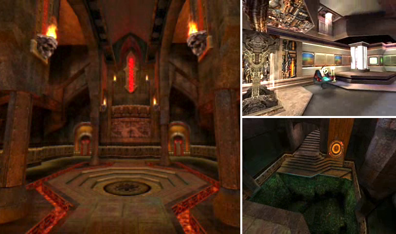 Quake 3 Map Loader