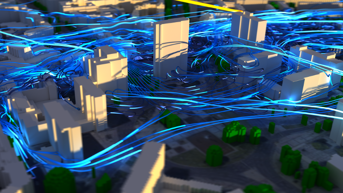 Interactive Realtime Pathtracing in ParaView